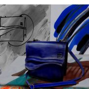 Atelier Viola Leather Handbag E020